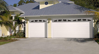 steel garage doors springfield